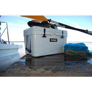 Bayou BC65W 65 Qt Cooler - White