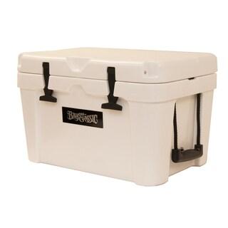 Bayou BC25W 25 Qt Cooler - White