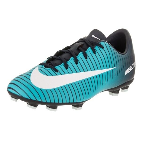 huge selection of fc9bb a4f08 Shop Nike Kids Jr Mercurial Victory VI FG Soccer Cleat ...