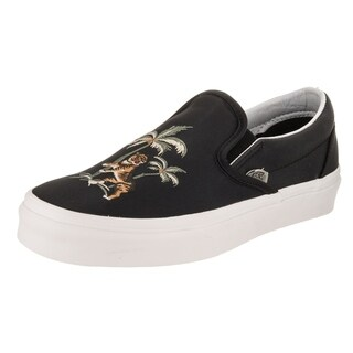 Vans Unisex Classic Slip-On (California Souvenir) Skate Shoe