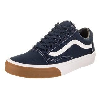 Vans Unisex Old Skool (Gum Bumper) Skate Shoe