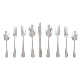 20 Piece Cutlery Set Stainless Steel Flatware Set for 4