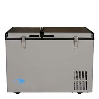 Whynter 62 Quart Dual Zone Portable Fridge/ Freezer|https://ak1.ostkcdn.com/images/products/18755289/P24827871.jpg?impolicy=medium