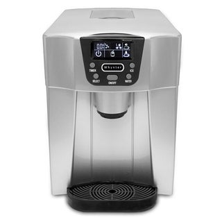 IDC-221SC Whynter Countertop Direct Connection Ice Maker and Water Dispenser - Silver