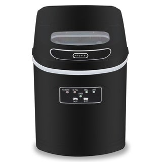 Whynter Compact Portable Ice Maker 27 lb capacity - Black
