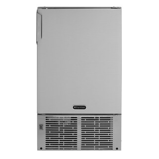 Whynter 14'' Undercounter Automatic Stainless Steel Marine Ice Maker 23lb Daily Output