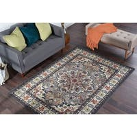 Alise Rugs Montez Traditional Oriental Area Rug