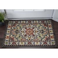 Alise Rugs Montez Traditional Oriental Scatter Mat Rug