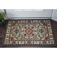 Alise Rugs Montez Traditional Oriental Scatter Rug - 2' x 3'
