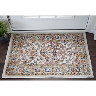 Alise Rugs Montez Traditional Oriental Scatter Rug (2' x 3') - 2' x 3'
