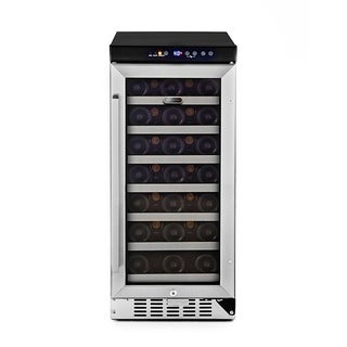 Whynter 33 Bottle Compressor Built-In Wine Refrigerator