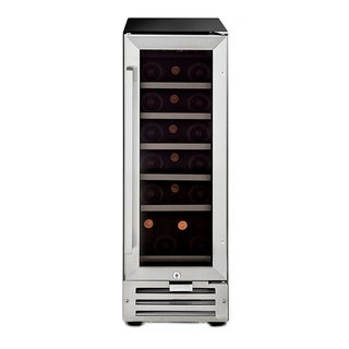 Whynter 18 Bottle Compressor Built-In Wine Refrigerator