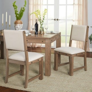 Simple Living Kinley Dining Chairs - Set of Two