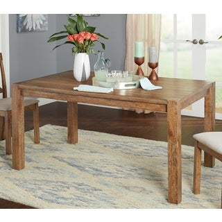 Simple Living Verdon Dining Table - Brown