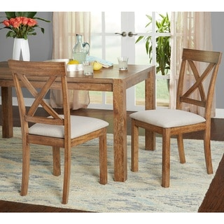 Simple Living Verdon Dining Chair - Set of Two