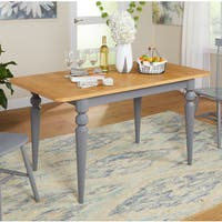 Simple Living Pranzo Dining Table - Grey