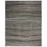 Safavieh Amsterdam Silver/ Beige Rug (8' x 10')