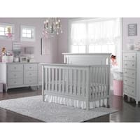Ti Amo Carino 4-in-1 Convertible Crib Misty Grey