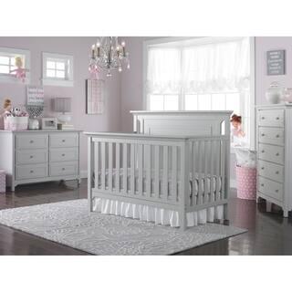 Ti Amo Carino 4-in-1 Convertible Crib Misty Grey