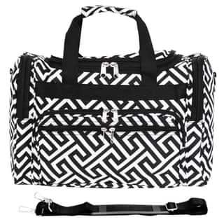 World Traveler Greek Key 16-Inch Lightweight Carry-On Duffle Bag https://ak1.ostkcdn.com/images/products/18755921/P24828433.jpg?impolicy=medium