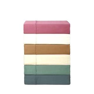 Linen Home 700 TC Cotton Blend, Satin Weave, 6-Piece Sheet Set