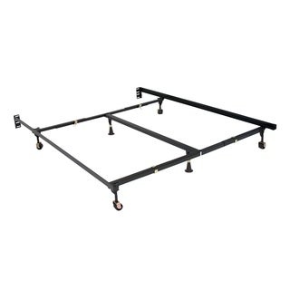 Serta Stabl-Base Premium Elite Clamp Style Bed Frame Twin/Full/Queen/Cal King/E. King with 6 Legs