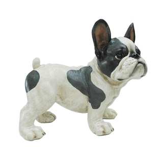 Aurelle Home Bulldog Statue