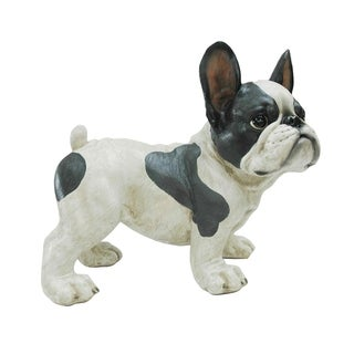 Aurelle Home French Large Bulldog Statue