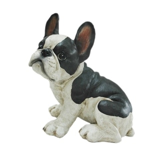 Aurelle Home French Small Bulldog Statue