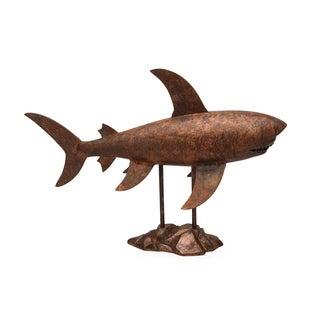 Aurelle Home Antiqued Copper Sculpture