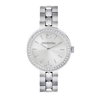 Swarovski Daytime White Dial Bracelet Women's Watch 5095600