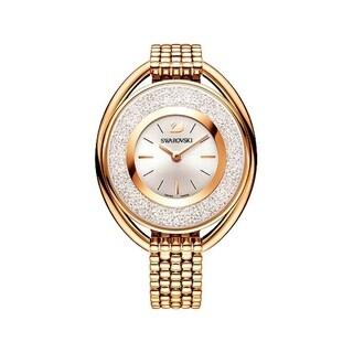 Swarovski Crystalline White Dial Bracelet Women's Watch 5200341