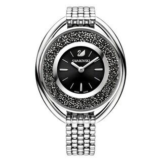 Swarovski Crystalline Black Dial Bracelet Women's Watch 5181664