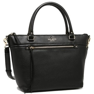 Kate Spade New York Cobble Hill Small Gina Small Satchel Leather Black