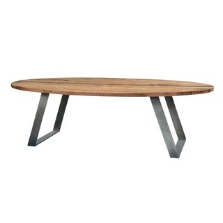 Aurelle Home Reclaimed French Rectangular Rustic Dining Table