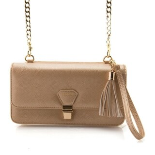 Isabel Smart Phone Crossbody with Battery Charger and RFID Protection