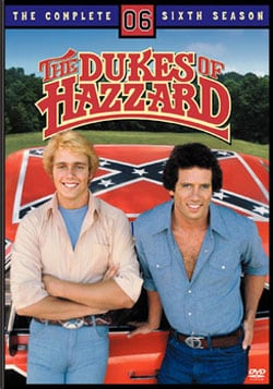 The Dukes of Hazzard: The Complete Sixth Season (DVD)