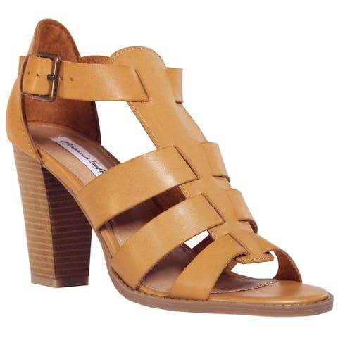 American Eagle Hooligan Brown Womens Sandals