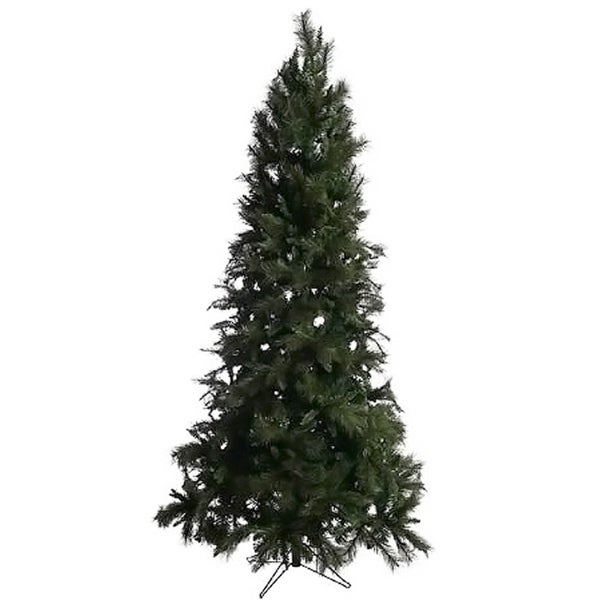 savannah pine 12 foot unlit christmas tree