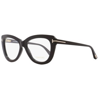 Tom Ford TF5414 001 Womens Black 53 mm Eyeglasses