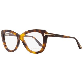 Tom Ford TF5414 052 Womens Havana 53 mm Eyeglasses