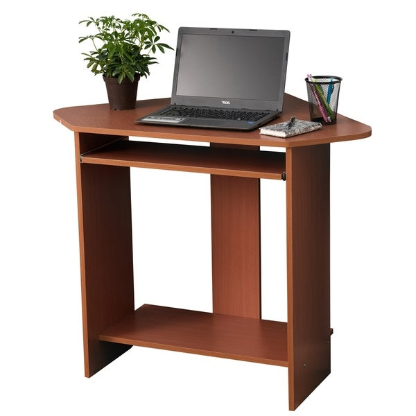Fineboard Home Office Compact Corner Desk