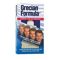 Grecian Formula Liquid with Conditioner, Gradually Restores Lost Color to Gray Hair, 4 Oz