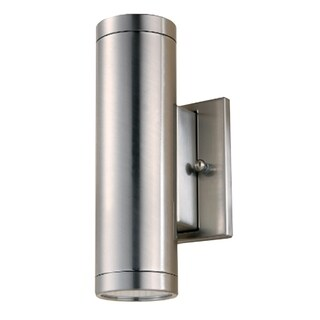 HomeSelects Contempo Exterior LED Wall Mount Light