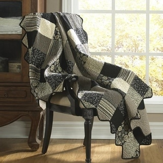 Donna Sharp Paris Patch Throw