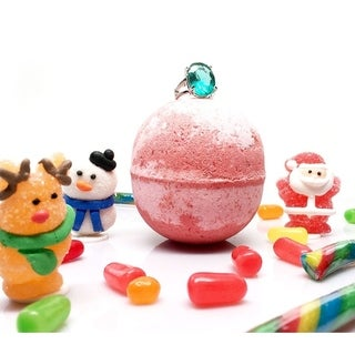 Hidden Treasure Bath Bomb (HOLIDAY BOMB)