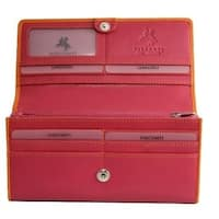 Visconti Emily E4 Quality Soft Ladies Leather Wallet / Purse / Clutch / Holder