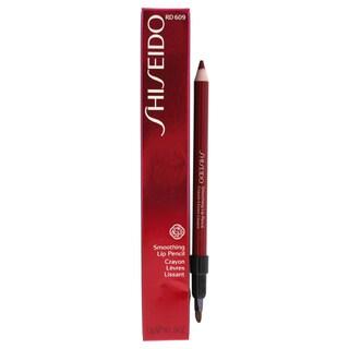 Shiseido Smoothing Lip Pencil RD609 Chianti