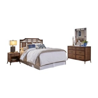 Palm Cove 4 PC Queen Bedroom Set