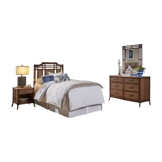 Palm Cove 4 PC Twin Bedroom Set